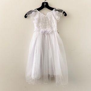 Joykids 3600 White Dress